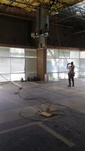 Crossfit Gym Construction