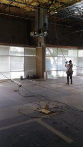 building a gym